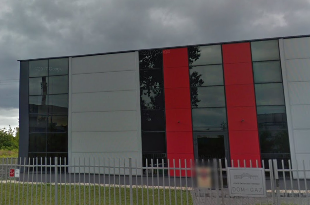 Budowa hal produkcyjnych - DomGaz.com.pl